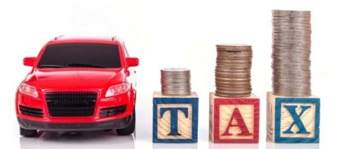 H φορολογική επιβάρυνση από τη χρήση εταιρικού Ι.Χ.